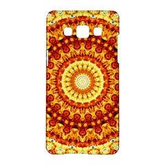 Powerful Love Mandala Samsung Galaxy A5 Hardshell Case  by designworld65