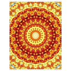Powerful Love Mandala Drawstring Bag (large) by designworld65