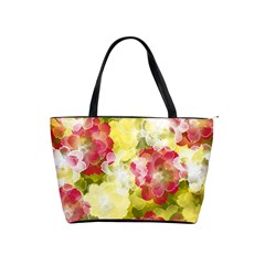 Flower Power Shoulder Handbags by designworld65