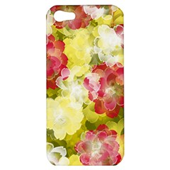 Flower Power Apple Iphone 5 Hardshell Case by designworld65