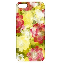 Flower Power Apple Iphone 5 Hardshell Case With Stand by designworld65