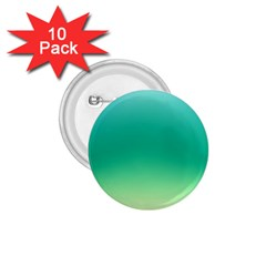 Sealife Green Gradient 1 75  Buttons (10 Pack) by designworld65