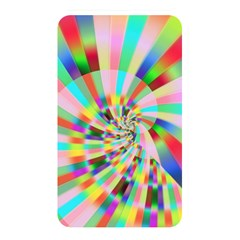 Irritation Funny Crazy Stripes Spiral Memory Card Reader by designworld65