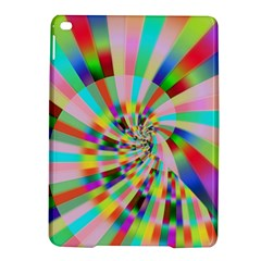 Irritation Funny Crazy Stripes Spiral Ipad Air 2 Hardshell Cases by designworld65