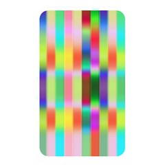 Multicolored Irritation Stripes Memory Card Reader by designworld65