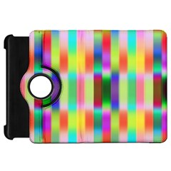 Multicolored Irritation Stripes Kindle Fire Hd 7  by designworld65