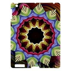 Love Energy Mandala Apple Ipad 3/4 Hardshell Case by designworld65