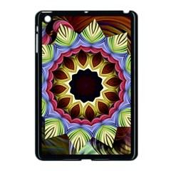 Love Energy Mandala Apple Ipad Mini Case (black) by designworld65
