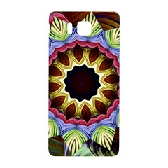 Love Energy Mandala Samsung Galaxy Alpha Hardshell Back Case by designworld65