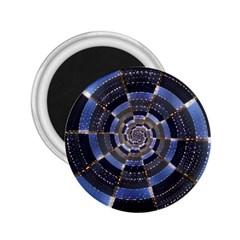 Midnight Crazy Dart 2 25  Magnets by designworld65