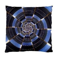 Midnight Crazy Dart Standard Cushion Case (one Side) by designworld65
