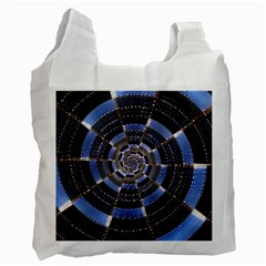 Midnight Crazy Dart Recycle Bag (one Side) by designworld65