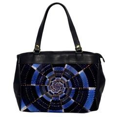 Midnight Crazy Dart Office Handbags by designworld65
