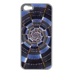 Midnight Crazy Dart Apple Iphone 5 Case (silver) by designworld65