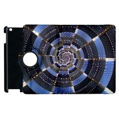 Midnight Crazy Dart Apple Ipad 3/4 Flip 360 Case by designworld65