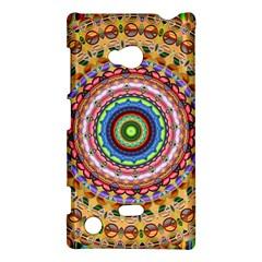 Peaceful Mandala Nokia Lumia 720 by designworld65