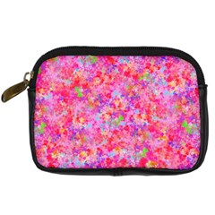 The Big Pink Party Digital Camera Cases by designworld65