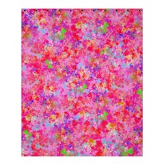 The Big Pink Party Shower Curtain 60  X 72  (medium)  by designworld65