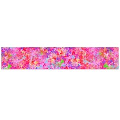 The Big Pink Party Flano Scarf (large) by designworld65