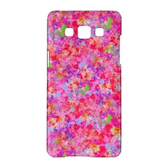 The Big Pink Party Samsung Galaxy A5 Hardshell Case  by designworld65
