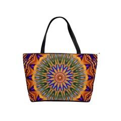 Powerful Mandala Shoulder Handbags by designworld65