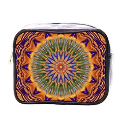 Powerful Mandala Mini Toiletries Bags by designworld65