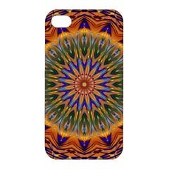 Powerful Mandala Apple Iphone 4/4s Hardshell Case by designworld65