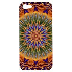 Powerful Mandala Apple Iphone 5 Hardshell Case by designworld65