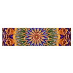 Powerful Mandala Satin Scarf (oblong) by designworld65