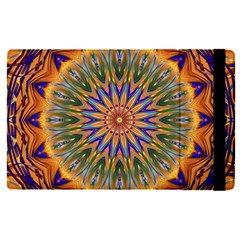 Powerful Mandala Apple Ipad Pro 12 9   Flip Case by designworld65