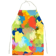 Summer Feeling Splash Full Print Aprons by designworld65