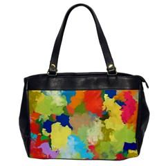 Summer Feeling Splash Office Handbags by designworld65