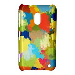 Summer Feeling Splash Nokia Lumia 620 by designworld65