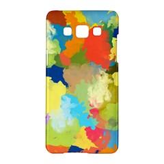 Summer Feeling Splash Samsung Galaxy A5 Hardshell Case  by designworld65