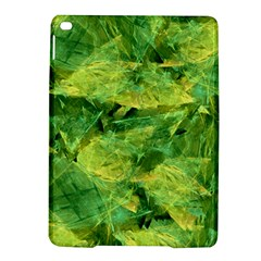 Green Springtime Leafs Ipad Air 2 Hardshell Cases by designworld65
