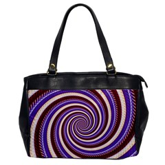 Woven Spiral Office Handbags by designworld65