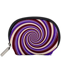 Woven Spiral Accessory Pouches (small)  by designworld65