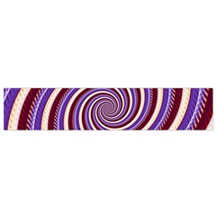 Woven Spiral Flano Scarf (small) by designworld65