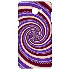 Woven Spiral Samsung C9 Pro Hardshell Case  by designworld65