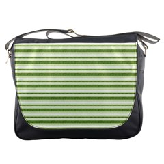 Spring Stripes Messenger Bags by designworld65