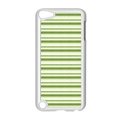 Spring Stripes Apple Ipod Touch 5 Case (white) by designworld65