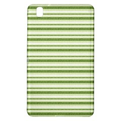 Spring Stripes Samsung Galaxy Tab Pro 8 4 Hardshell Case by designworld65