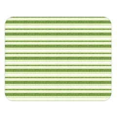 Spring Stripes Double Sided Flano Blanket (large)  by designworld65