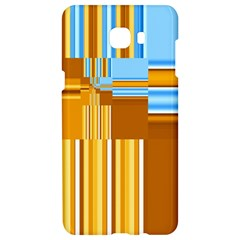 Endless Window Blue Gold Samsung C9 Pro Hardshell Case  by designworld65