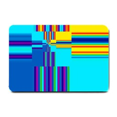 Colorful Endless Window Small Doormat  by designworld65