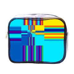 Colorful Endless Window Mini Toiletries Bags by designworld65
