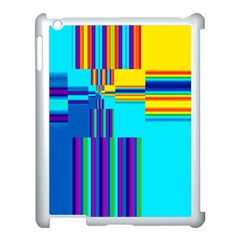 Colorful Endless Window Apple Ipad 3/4 Case (white) by designworld65