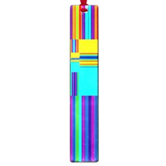 Colorful Endless Window Large Book Marks by designworld65
