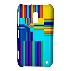 Colorful Endless Window Nokia Lumia 620 by designworld65