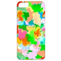 Colorful Summer Splash Apple Iphone 5 Classic Hardshell Case by designworld65